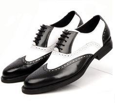 black and white wedding shoes - Google Search