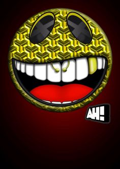 Acid Head clothing #acidhouse #smileyface Head Clothing, Acid House, Fictional Characters, Fantasy Characters