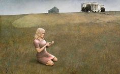 Andrew Wyeth Paintings, Donald Trump, Reza Aslan, Tim O'brien, Cultural Criticism, Artistic Visions, Trump Cartoons, Political Cartoons, Pop Culture