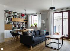 Salon styl Skandynawski - zdjęcie od Wielkie Rzeczy - Salon - Styl Skandynawski - Wielkie Rzeczy