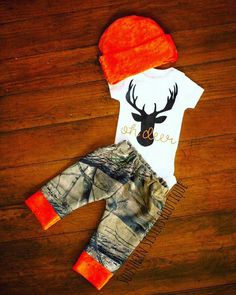 Oh Deer Hunting Outfit