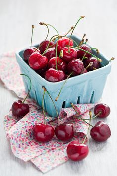 We would pick the luscious Royal Anne cherries on our small farm in Sebastopol California, and sell them at the little fruit stand my father built. Cherry Fruit, Red Fruit, Fruit And Veg, Fruits And Veggies, Acerola, Farmers Market Recipes, Cherries Jubilee, Fruit Stands, Rainbow Food