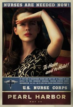 """Awesome Movie Posters - """"Pearl Harbor"""" 2001"""