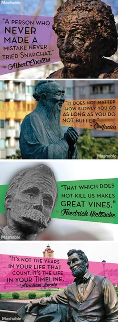 Would Nietzsche have done it for the Vine? Probably. #philosophy #Nietzsche