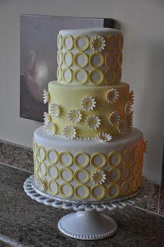 Bridal shower cake by Designer Cakes By April, via Flickr