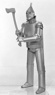 Hickory/The Tin Man (Jack Haley) / The Wizard of Oz