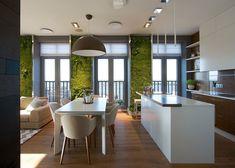 Via interieurdesigner.be Mooie keuken