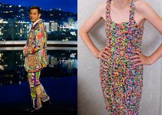 Dress,shirt,pants?!!! from the rainbow loom it's crazy!