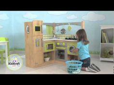 53274 Greenu0026NaturalKitchen. Limes. 53274 Greenu0026NaturalKitchen. KidKraft  Retro Kitchen ...