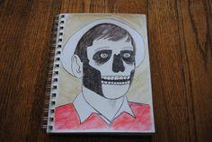 Zombie Gilligan Bob Denver by Jill Petersen n on Etsy