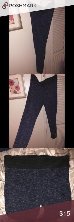 Foldover Waist Yoga Legging   Victoria's Secret & Victoria's ...