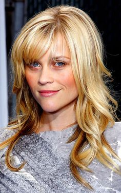 medium length hairstyles with side bangs - Google Search