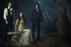 'The Vampire Diaries' holiday gift guide: DVD box sets, daylight rings, life size cardboard cutouts and more
