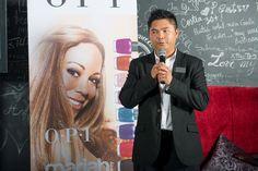 Conferinta de presa OPI, Danny Phung vorbind despre colectiile 2013, Mariah Carey by OPI. Opi, Mariah Carey, Artist, Fashion, Moda, Artists, Fasion, Trendy Fashion, La Mode
