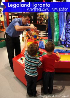 Hands on Fun at Legoland Toronto - Family Food And Travel