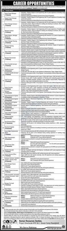 Health Department AJK Jobs 2018 In Muzaffarabad For Medical - logistics officer job description