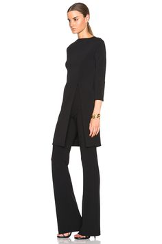 cc638ba2376d Marni Stretch Cady Tunic Dress in Coal My Shopping List
