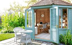 From customisable blinds and painted planters to spectacular summerhouses