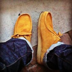 #Clarks #Wallabees Instagram photo by @superbillah