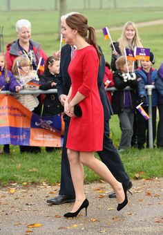 Kate Middleton Photos: The Duchess Of Cambridge Attends East Anglia's Children's Hospices Appeal Launch