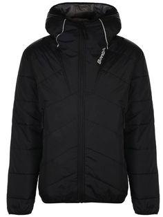 Doudoune technique Bench homme avec la technologie Primasoft, couleur noire. Bench Clothing, Nike Jacket, Street Wear, Winter Jackets, Athletic, Clothes, Collection, Fashion, Streetwear Clothing