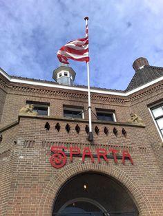Het Kasteel, Sparta, Rotterdam, Zuid-Holland.