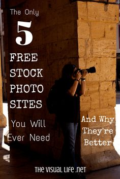 The Only 5 free stock photo sites you need!