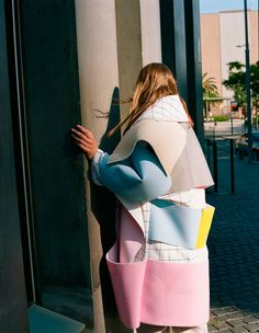 """Colour Me In"" - Edward Cuming- Istituto Europeo di Design - Graduation Collection"