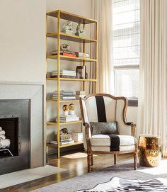 Blanco Interiores: Um bocadinho de dourado, deixa-me tão feliz...