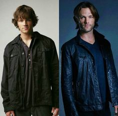 I don't even watch supernatural and I'm already in love with this guy