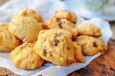 Pepite al cioccolato senza burro biscotti veloci vickyart arte in cucina