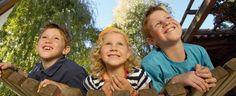 Besonders die Kinder genießen den Aufenthalt in der freien Natur