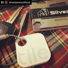 For skaters - #Repost @silverbackmultitool  @tiledit NEVER LOSE YOUR WALLET SKATE TOOL DOG CAT GIRLFRIEND KEYS OR ANYTHING EVER AGAIN @silverbackmultitool @tiledit @puppetskate @zumiez #tile @skatewarehouse #tileapp #LA #skatetool #multitool #wallet #skateboarding #lostandfound  #tiledit #tiledit  www.thetileapp.com