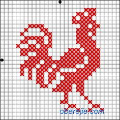 1 million + stunning free images to use anywhere www. 1 million + stunning free images to use anywhere www. Rooster Cross Stitch, Chicken Cross Stitch, Cross Stitch Animals, Cross Stitch Charts, Cross Stitch Designs, Cross Stitch Patterns, Cross Stitching, Cross Stitch Embroidery, Embroidery Patterns