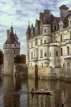 ♔ Chateau de Chenonceau, France