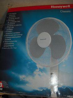 ventilatore Honeywell HS 400 E 3 velocità