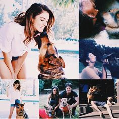 """""""Rest In Peace dear Ira! You were and still are very loved! Thank you for all the love and happiness that you brought to Nikki and latter to Ian too, both of them loved you so much! Nikki Reed, Ian And Nikki, The Vampire Diaries, Damon Salvatore, Ian Somerhalder, Nina Dobrev, Rest In Peace, Delena, Love You So Much"""