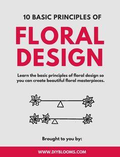 10 Principles of Floral Design   DIYBlooms.com