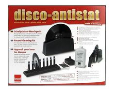 Knosti Disco Anti Static Record Cleaning Machine (Latest model) Generation one Knosti http://www.amazon.co.uk/dp/B000BFXIVW/ref=cm_sw_r_pi_dp_eLQ-wb0D37ZJ7