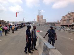 UPDATE: Two Nkrumah flyovers open; whole project due for completion 2016