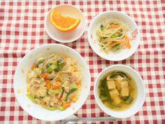 野菜たっぷり! | 太陽の子保育園 | 東京都羽村市 Soup, Ethnic Recipes, Soups