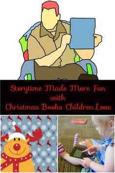 Get kids excited about Christmas with these ADORABLE Christmas books children love and want to hear over and over again>>http://www.addmorecolor-gift-ideas.com/2010/10/christmas-books-for-kids.html