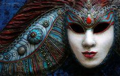 Интерьерные  маски ручной работы. Ярмарка Мастеров - ручная работа. Купить Юпитер. Handmade. Маски, юнг, патина