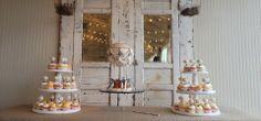 Nashville Sweets Wedding Cake #NashvilleSweets #W101Nashville #cakes #desserts
