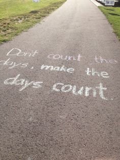 Sidewalk chalk quotes on the the relay path Relay For Life, Chalk Quotes, Sidewalk Chalk Art, Sidewalk Ideas, Chalk Design, Chalk It Up, Chalk Drawings, Chalkboard Art, Painted Rocks