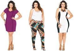 No Mundinho Delas: Dicas de roupas para as Plus Size