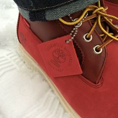 Are your boots #waterproof? #timberland
