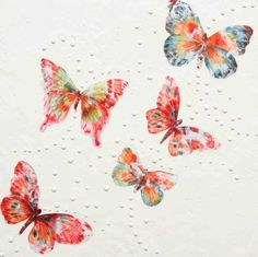 Items similar to OWLS Under the Umbrella Art Print Mixed Media Art Collage Encaustic Vintage Papers on Etsy Butterfly Clip Art, Butterfly Images, Butterfly Painting, Decoupage, Umbrella Art, Encaustic Art, Watercolor Cards, Mixing Prints, Beautiful Butterflies