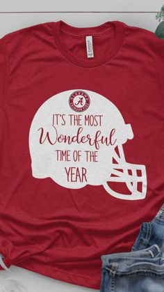 YESSSSS, no doubt! RTR! Alabama Football Shirts, Crimson Tide Football, Alabama Crimson Tide, College Football, Bama Fever, Thing 1, Football Outfits, University Of Alabama, Down South