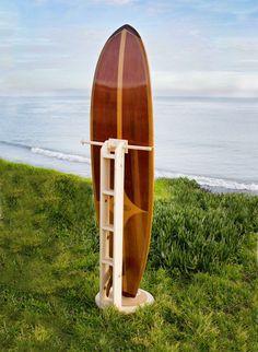 Ventana Surfboard Tower Stand